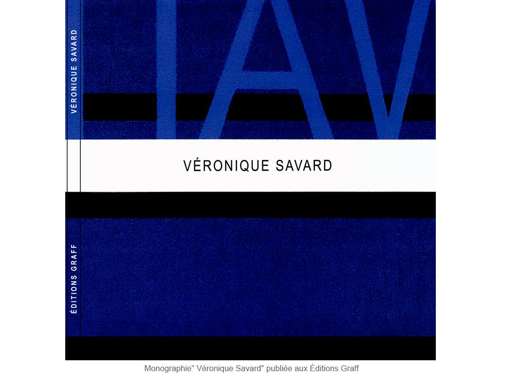 Véronique Savard_catalogue d'exposition