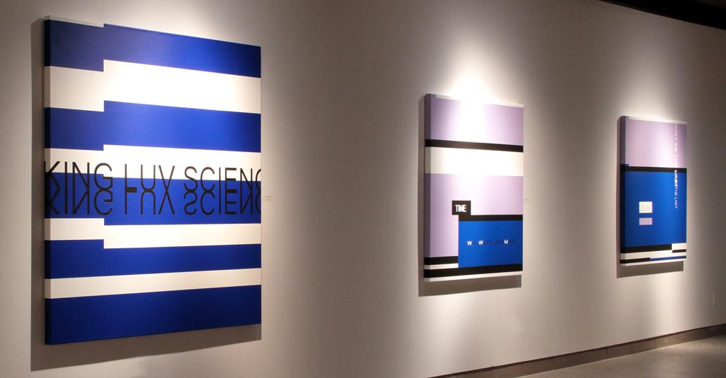 CLICK HERE TO ENTER (2e volet de l'exposition), 2014, Centre national d'exposition, Saguenay, Canada